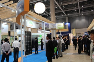 101 Amerisolar successfully presented at the Smart House 2013 Tokyo News