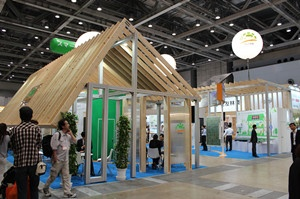 114 Amerisolar successfully presented at the Smart House 2013 Tokyo News
