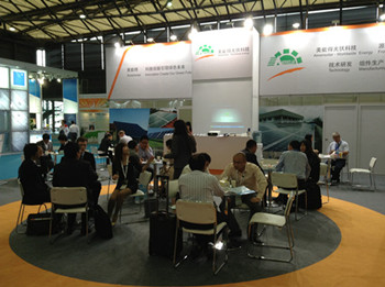 61 Amerisolar successfully presented at the SNEC Solar EXPO 2013 Shanghai News
