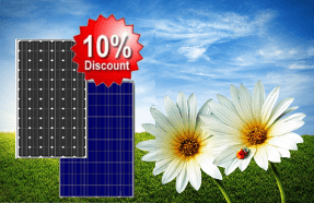 special-promotion Solar Panels News