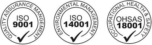 certificazioni-ISO ISO9001- ISO14001- OSHAS18001 Sin categorizar
