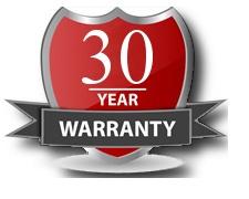 30-Year-Warranty Garantía de los Paneles Solares