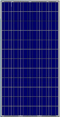 AS-6P Polycrystalline Solar Panels