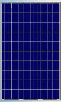 AS-6P30 Polycrystalline Solar Panels