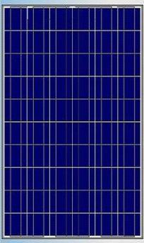 AS-6P30 Polycrystalline Solar Panels