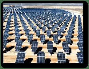 solar-panels-desert-11 Paneles Solares Fotovoltaicos en el Desierto
