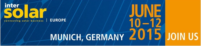 Intersolare-europe-2015-Amerisolar Intersolar Europe 2015: del 10 al 12 de Junio News Sin categorizar