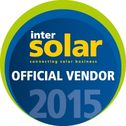 intersolare-europe-2015 Solar Panels News