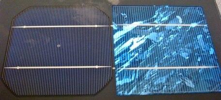 Monocrystalline-Polycrystalline Polycrystalline Solar Panels