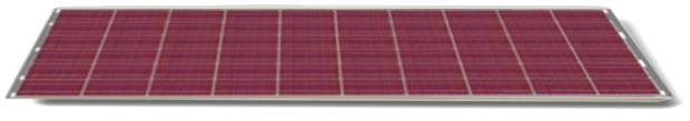 Coloured Solar Panels