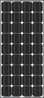 Solar-Panel-Mono-5M18-90W-105W Monocrystalline Solar Panel