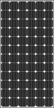 Solar Panel Amerisolar 350W