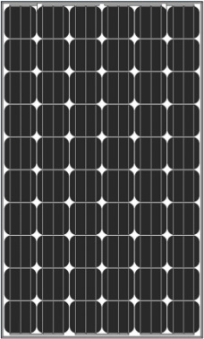 Solar-Panel-Mono-6M30-240W-275W Transparent Solar Panels