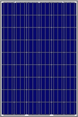 Solar-Panel-Mono-6P27-210W-245W The Difference Between Monocrystalline And Polycrystalline Solar Panels Amerisolar Blog News