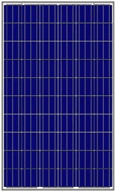 Transparent-As-6P30-240W-275W Transparent Solar Panels