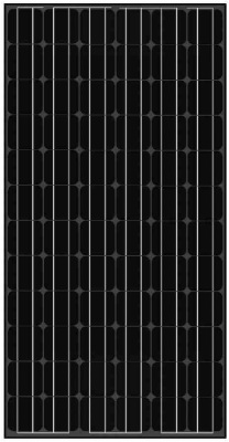 balck-solar-panel-AS-5M Black Solar Panels