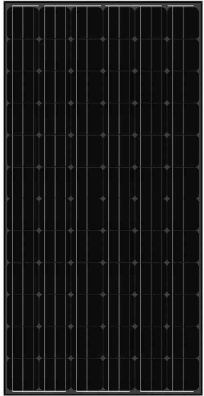 balck-solar-panel-AS-6M Black Solar Panels