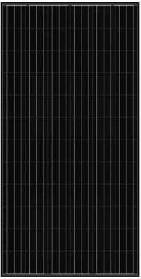 balck-solar-panel-AS-6P Black Solar Panels