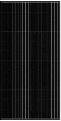 balck-solar-panel-AS-6P Black Solar Panels