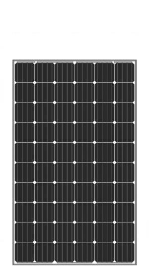 AMERISOLAR-AS-6M30-PERC- PERC solar panels