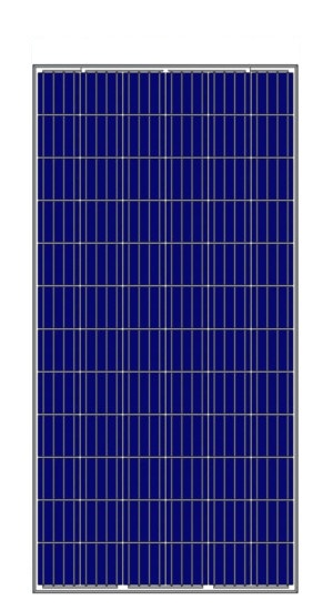 AMERISOLAR-AS-6P-PERC PERC solar panels