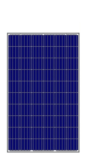 AMERISOLAR-AS-6P30-PERC PERC solar panels