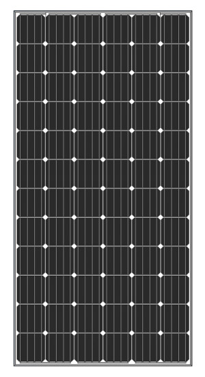 AS-6M-PERC PERC solar panels