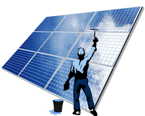 How to clean solar light panels | Amerisolar Solar Panel Manufacturer