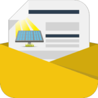 Newsletter-Pannel-200x200 Photovoltaic solar panels Amerisolar News