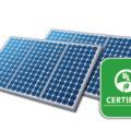 Amerisolar Panels Achieved UL Certification