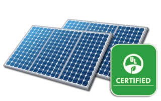 Amerisolar Panels Achieved UL Certification