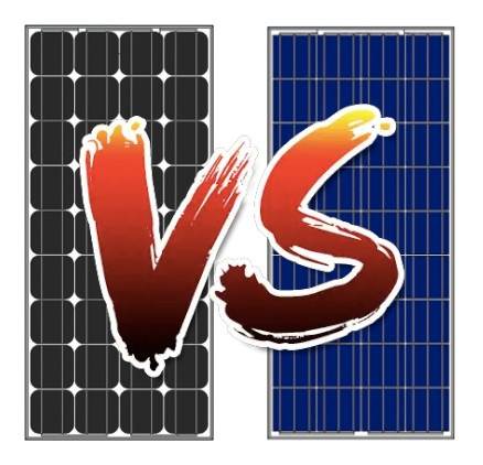 Monocrystalline-and-Polycrystalline-solar-panels-1 The Difference Between Monocrystalline And Polycrystalline Solar Panels Amerisolar Blog News