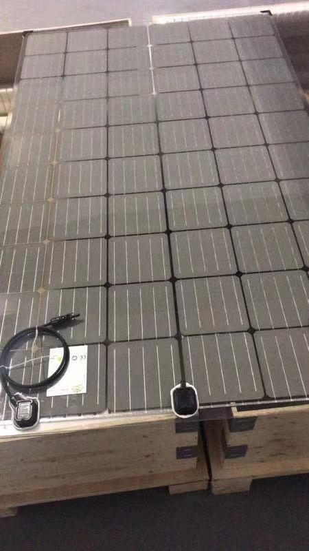 Transparent Solar Panels Amerisolar Solar Modules