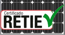RETIE-Certificado Solar Panels News