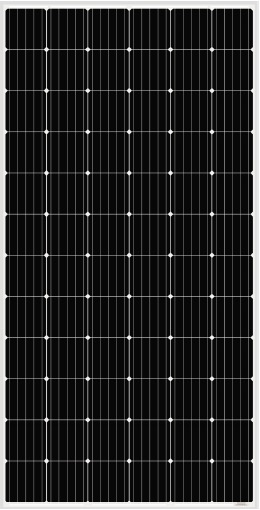 AS-6M-310-350W-Module-Specification-1956-992-35mm Monocrystalline Solar Panel