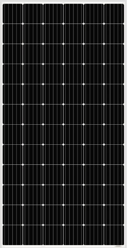 AS-6M-310-350W-Module-Specification-1956-992-50mm Monocrystalline Solar Panel