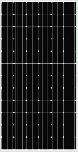 AS-6M-340-385W-Module-Specification-1956-992-40mm Monocrystalline Solar Panel