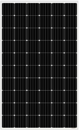 AS-6M30-255-290W-Module-Specification-1640-992-40mm Monocrystalline Solar Panel