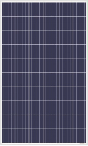 AS-6P30-270-300W-Module-Specification-1640-992-35mm Polycrystalline Solar Panels