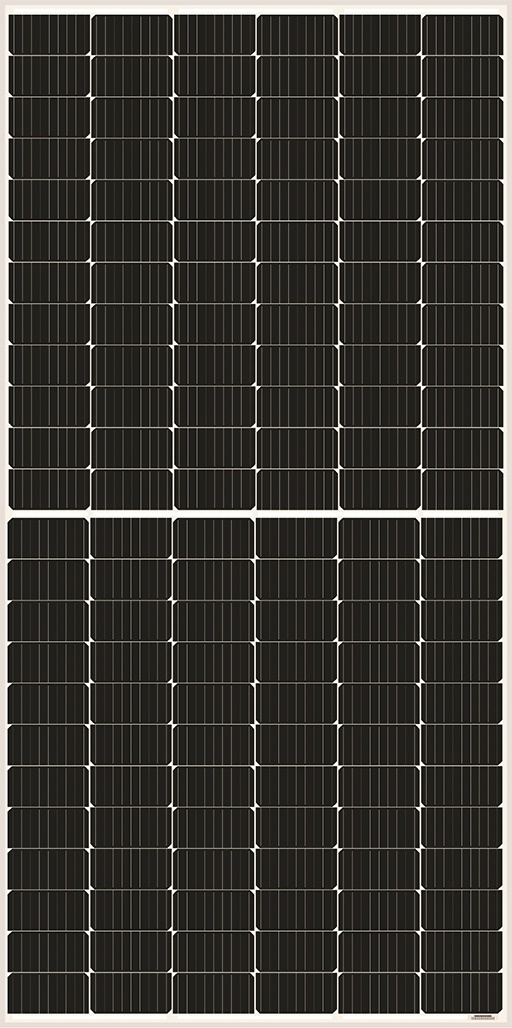 AS-6M144-HC Half Cell Solar Panels