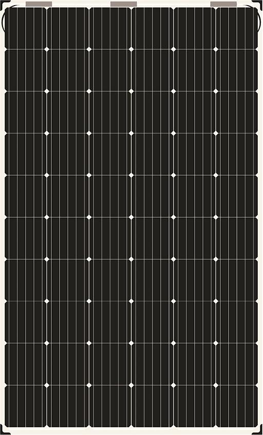 AS-6M30-BET-BIFACIAL Bifacial Solar Panels