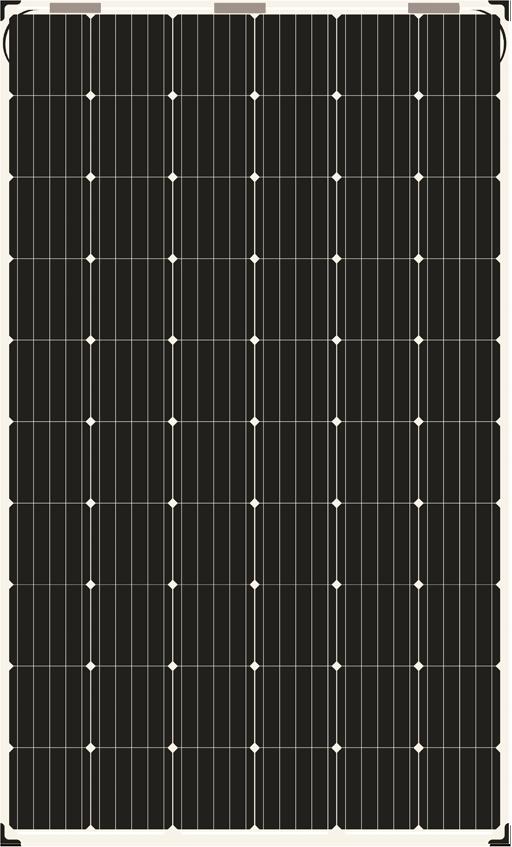 AS-6M30-CETAS-6M30-CEW Bifacial Solar Panels