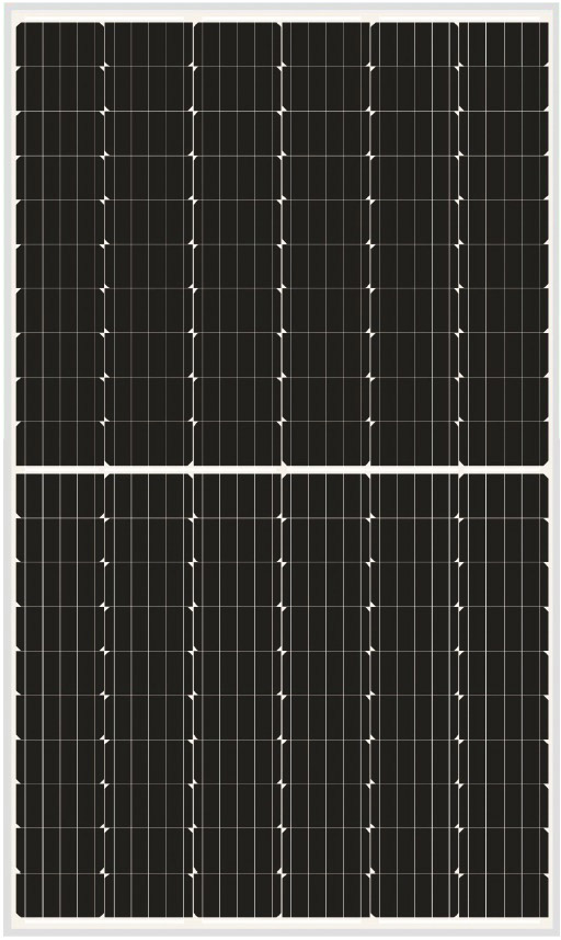 AS-6M30-HC-320W340W Half Cell Solar Panels
