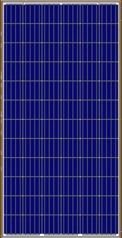 AMERISOLAR-AS-6P-PERC-CUT Fabricant de panneaux solaires | Amerisolar Solar Energy Company