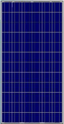 AS-6P Fabricant de panneaux solaires | Amerisolar Solar Energy Company