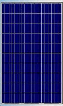 AS-6P30 Produttore di pannelli solari | Amerisolar Solar Energy Company