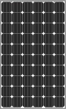 Solar-Panel-Mono-6M30-240W-275W Fabricant de panneaux solaires | Amerisolar Solar Energy Company