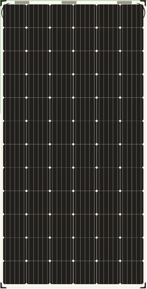 AS-6M-CETCEW-355W375W Bifacial Solar Panels