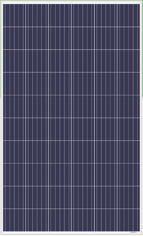 AS-6P30-270W300W Amerisolar Polycrystalline Solar Panels