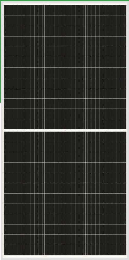 AS-6M-HC-380W410W Half Cell Solar Panels